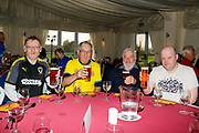 VOLUNTEERS AWAY DAY during the EFL Sky Bet League 1 match between Walsall and AFC Wimbledon at the Banks's Stadium, Walsall, England on 14 April 2018. Picture by Simon Davies.