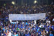 DESCRIZIONE : Cremona Lega A 2014-2015 Vanoli Cremona EA7 Emporio Armani Milano<br /> GIOCATORE : Tifosi Supporters Before Pregame<br /> SQUADRA : Vanoli Cremona<br /> EVENTO : Campionato Lega A 2014-2015<br /> GARA : Vanoli Cremona EA7 Emporio Armani Milano<br /> DATA : 11/10/2014<br /> CATEGORIA : Tifosi Supporters<br /> SPORT : Pallacanestro<br /> AUTORE : Agenzia Ciamillo-Castoria/F.Zovadelli<br /> GALLERIA : Lega Basket A 2014-2015<br /> FOTONOTIZIA : Cremona Campionato Italiano Lega A 2014-15 Vanoli Cremona EA7 Emporio Armani Milano<br /> PREDEFINITA : <br /> F Zovadelli/Ciamillo