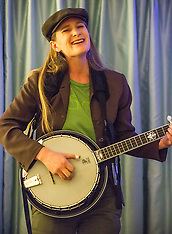 Erin Inglish at Folk Alliance
