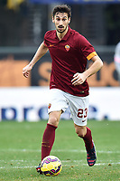 Davide Astori Roma <br /> Verona 22-02-2015 Stadio Bentegodi Football Calcio Serie A Hellas Verona - Roma. Foto Andrea Staccioli / Insidefoto<br /> Fiorentina captain Davide Astori dies suddenly aged 31 . <br /> Astori was staying a hotel with his team-mates ahead of their game on Sunday away at Udinese when he passed away. <br /> Foto Insidefoto