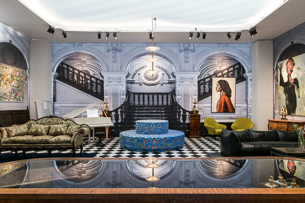 Interior Design Photo Shoot of PAN Amsterdam 2017 - Official Images - Sal Marston Photography