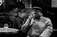Cigar man, Paris