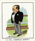 UK, Cards, Notable MPs, 1929 AD