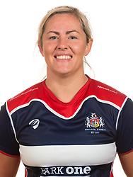 Marlie Packer of Bristol Rugby Ladies - Mandatory by-line: Dougie Allward/JMP - 25/08/2016 - FOOTBALL - Cleve RFC - Bristol, England - Bristol Rugby Ladies