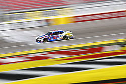 March 2, 2018 - Las Vegas, Nevada, United States of America - March 02, 2018 - Las Vegas, Nevada, USA: AJ Allmendinger (47) takes to the track to practice for the Pennzoil 400 at Las Vegas Motor Speedway in Las Vegas, Nevada. (Credit Image: © Justin R. Noe Asp Inc/ASP via ZUMA Wire)
