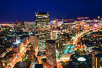 Boston Metropolis @ Night