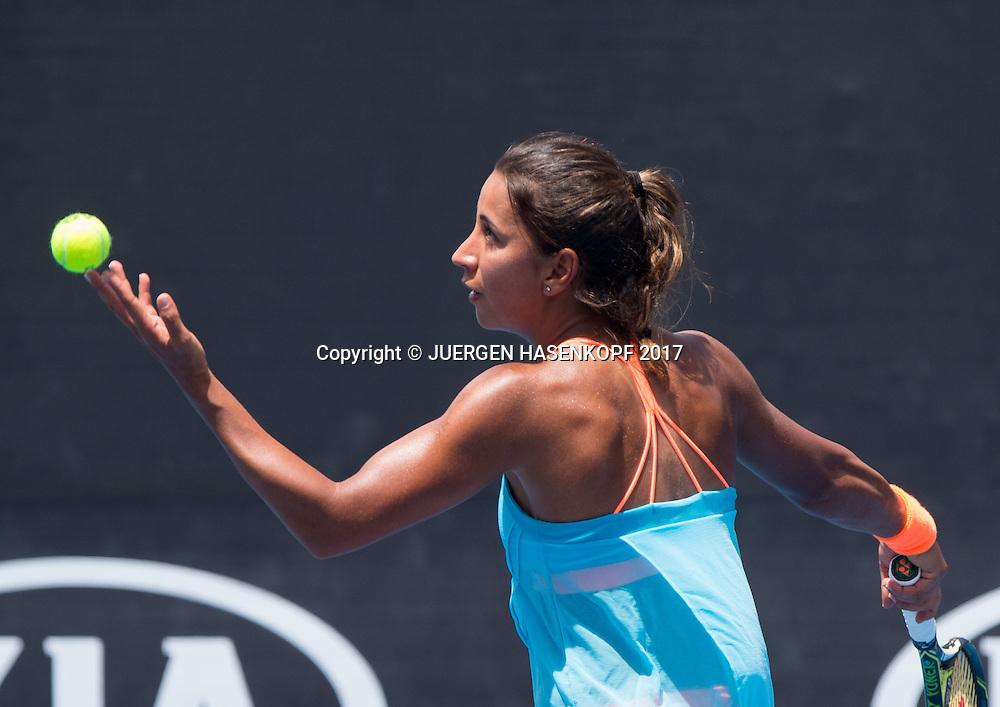 CAGLA BUYUKAKCAY (TUR)<br /> <br /> Australian Open 2017 -  Melbourne  Park - Melbourne - Victoria - Australia  - 17/01/2017.