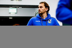 Edward Upson of Bristol Rovers arrives at PTS Academy Stadium prior to kick off - Mandatory by-line: Ryan Hiscott/JMP - 08/01/2019 - FOOTBALL - PTS Academy Stadium - Northampton, England - Northampton Town v Bristol Rovers - Checkatrade Trophy