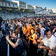le public aux francofolies de La Rochelle 2015
