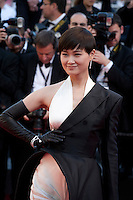 Li Yuchun at the gala screening for the film The Little Prince – Le Petit Prince at the 68th Cannes Film Festival, Friday 22nd May 2015, Cannes, France.