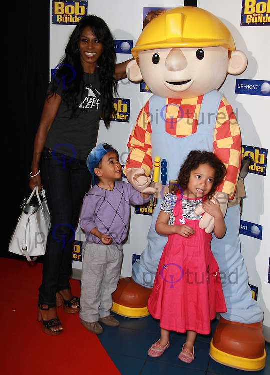 Sinitta London, UK, 15 May 2010: Bob The Builder: The Legend of the Golden Hammer, UK Premiere held at the Vue cinema, Leicester Square. For piQtured Sales contact: Ian@Piqtured.com +44(0)791 626 2580 (Picture by Richard Goldschmidt/Piqtured)