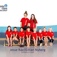 Jesse Rae / Gillian Nyberg