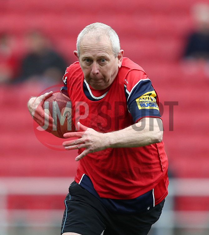 Walking rugby - Mandatory by-line: Gary Day/JMP - 06/05/2017 - RUGBY - Ashton Gate - Bristol, England - Bristol Rugby v Newcastle Falcons - Aviva Premiership
