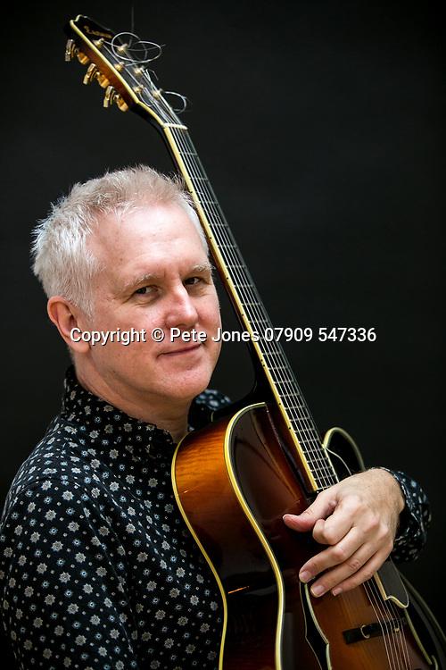 Patrick Naylor;<br /> Jazz Musican;<br /> Hove Studios;<br /> 7th Nov 2017.<br /> <br /> &copy; Pete Jones<br /> pete@pjproductions.co.uk