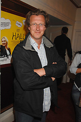 Actor BILL HURST at the Grand Classics presentation of Ken Loach's Oscar winning film 'Closely Observed Trains' held at the Electric Cinema, Portobello Road, London W11 on 9th July 2007.<br />