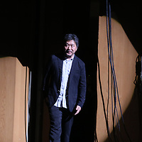 June 21,2018 , French film festival at Yokohama, director Hirokazu Kore-Eda Palme d'or 2018 awarded. For his movie Shoplifters  attend French film festival at Yokohama. Pierre Boutier