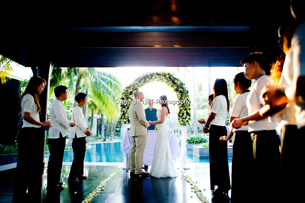 Phuket Thailand - Joanna &amp; Chad's destination wedding at Twinpalms Phuket Resort in Phuket, Thailand.<br /> <br /> Photo by NET-Photography.<br /> info@net-photography.com<br /> <br /> View this album on our website at<br /> http://thailand-wedding-photographer.com/twinpalms-phuket-resort-wedding-joanna-chad/?utm_source=photoshelter&amp;utm_medium=link&amp;utm_campaign=photoshelter_photo<br /> <br /> NET-Photography | Thailand Documentary Wedding Photographer<br /> Phuket Wedding Photography Service