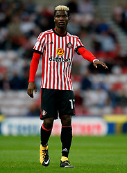 Didier Ndong of Sunderland - Mandatory by-line: Matt McNulty/JMP - 04/08/2017 - FOOTBALL - Stadium of Light - Sunderland, England - Sunderland v Derby County - Sky Bet Championship