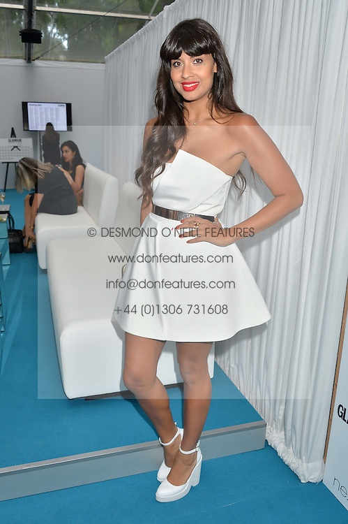 JAMEELA JAMIL at the Glamour Women of The Year Awards held in Berkeley Square, London on 2nd June 2015.