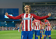 Atletico Madrid v Leicester City 120417
