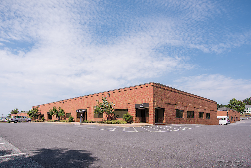Architectural image of Yorkridge Center in Lutherville Maryland by Jeffrey Sauers of Commercial Photographics, Architectural Photo Artistry in Washington DC, Virginia to Florida and PA to New England
