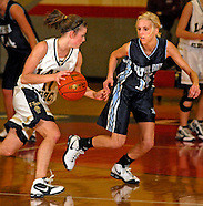 Mater Dei HS vs Teutopolis HS girls' basketball