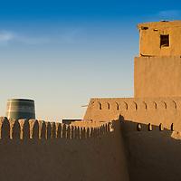 The Ancient city of Khiva