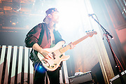Delta Spirit performs at The Neptune Theatre in Seattle, WA on Thursday, October 23, 2014.