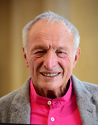 Lord Richard Rogers, world famous architect of buildings including Centre Pompidou and Lloyd's of London receives the Freedom of the City of London in recognition of his outstanding contribution to architecture and urbanism, at The Guildhall,  London, United Kingdom. Friday, 7th February 2014. Picture by Nils Jorgensen / i-Images