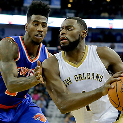 12-09-2014 New York Knicks at New Orleans Pelicans