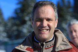 Damjan Pintar of Unitur Rogla at 10th OPA - Continental Cup 2008-2009, on January 17, 2009, in Rogla, Slovenia.  (Photo by Vid Ponikvar / Sportida)