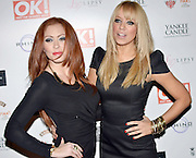 29.NOVEMBER.2011. LONDON<br /> <br /> NATASHA HAMILTON AND LIZ MCCLARNON ATTENDING THE OK MAGAZINE PARTY AT FLORIDITA IN SOHO, LONDON<br /> <br /> BYLINE: EDBIMAGEARCHIVE.COM<br /> <br /> *THIS IMAGE IS STRICTLY FOR UK NEWSPAPERS AND MAGAZINES ONLY*<br /> *FOR WORLD WIDE SALES AND WEB USE PLEASE CONTACT EDBIMAGEARCHIVE - 0208 954 5968*