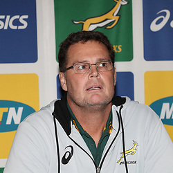 12,11,2018 South African national rugby team arrival media conference