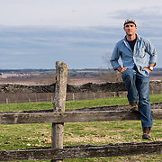 Grant Stirton - The J.C. Love B&B Ranch, Port Perry, Canada