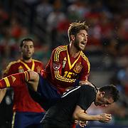 Spain V Ireland Yankee Stadium