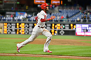 Cincinnati Reds and the Philadelphia Phillies 12 April 2018
