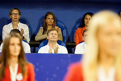 Karl Erjavec after final of singles at 25th Vegeta Croatia Open Umag, on July 27, 2014, in Stella Maris, Umag, Croatia. Photo by Urban Urbanc / Sportida