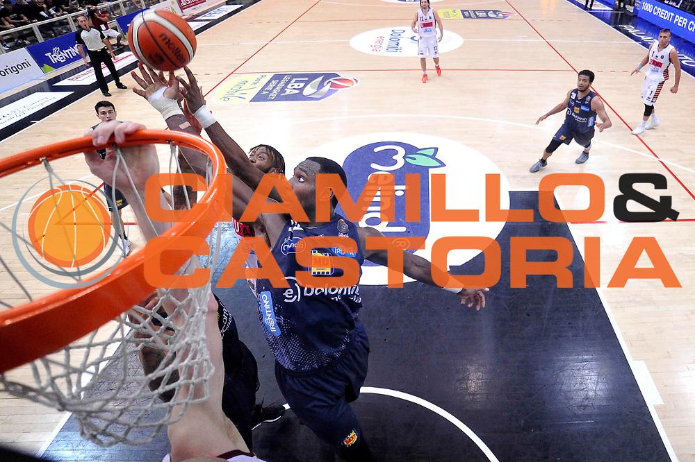 Dustin Hogue<br /> Dolomiti Energia Aquila Basket Trento - Umana Reyer Venezia<br /> Lega Basket Serie A 2016/2017<br /> Playoff, finale gara 3<br /> Trento, 14/06/2017<br /> Foto Ciamillo-Castoria