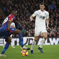 Crystal Palace v Burnley, Premier League, 1 December 2018