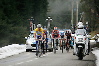 Groupe Boonen on the Croix the Chabouret