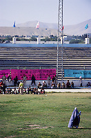 SPECIAL OLYMPICS AFGHANISTAN 2005.Kabul, 23 August 2005.Opening ceremony at Ghazi Stadium