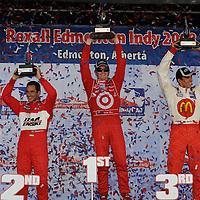 2008 INDYCAR RACING EDMONTON