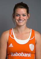 ARNHEM - Lidewij Welten. Nederlands Hockeyteam dames voor Wereldkamioenschappen hockey 2014. FOTO KOEN SUYK
