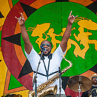 The Soul Rebels, New Orleans Jazz & Heritage Festival 2014