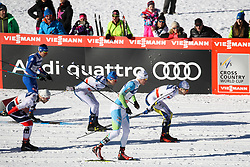 Janez Lampic of Slovenia during 1.2 km Sprint Classic race at FIS Cross Country World Cup Planica 2016, on January 20, 2018 at Planica, Slovenia. Photo By Morgan Kristan / Sportida