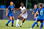 FIU Women's Soccer vs FGCU (Sep 13 2018)
