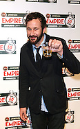 LONDON, ENGLAND - MARCH 25:  Actor Chris O'Dowd attends the Jameson Empire Done in 60 Seconds Global Final at the London Film Museum, County Hall on March 25, 2011 in London, England.  The Done in 60 seconds competition is a cornerstone of the Empire Film Awards to be held on 27th March in London where the winner of the Done in 60 seconds Award will be announced.  (Photo by Tim WhitbyGetty Images for Jameson)