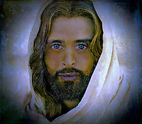 &quot;A million faces of Jesus by Dino Carbetta - the Iris&quot;...<br />