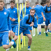 St Johnstone Training 16.05.17