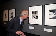 Peter Brandt, Bill Brandt exhibition exhibition opening, V. & A. 22 March 2004. ONE TIME USE ONLY - DO NOT ARCHIVE  © Copyright Photograph by Dafydd Jones 66 Stockwell Park Rd. London SW9 0DA Tel 020 7733 0108 www.dafjones.com